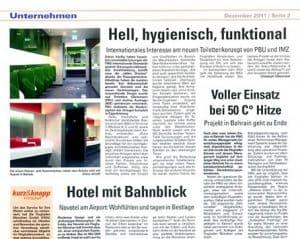 Flughafen Report 02 2012